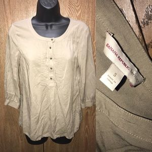 Banana Republic Size Small Top